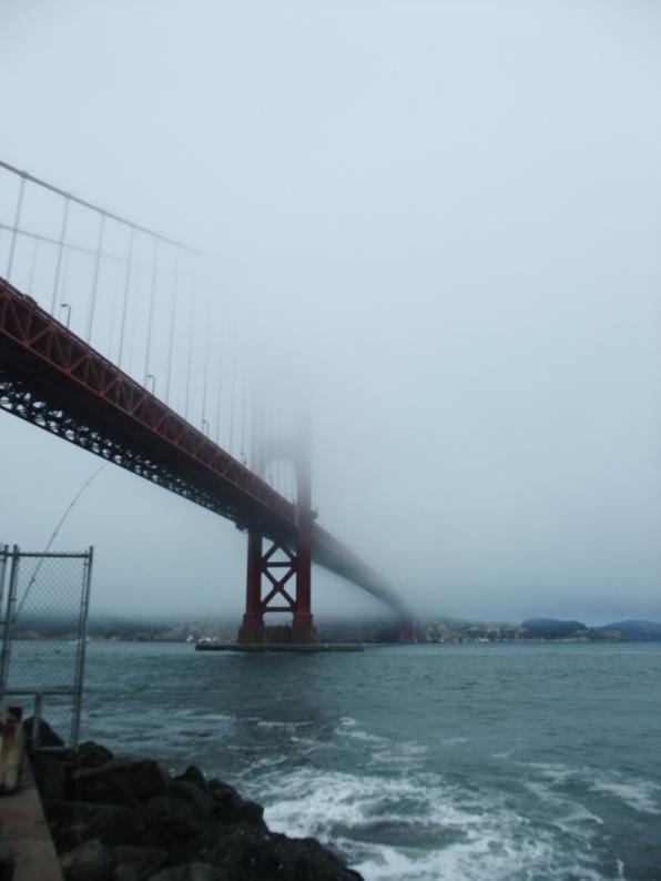 Côté brouillard