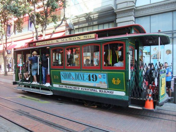 La fameux tramway