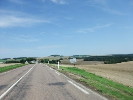 Sur la route des Vosges